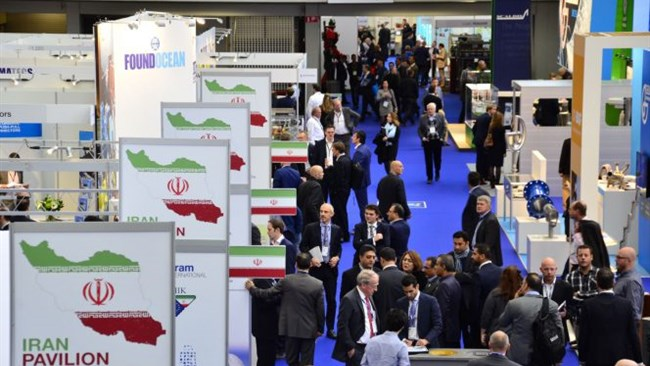 Iranian companies have actively participated in the 10th edition of the Offshore Energy Exhibition & Conference (OEEC), which is considered Europe's leading offshore energy event.