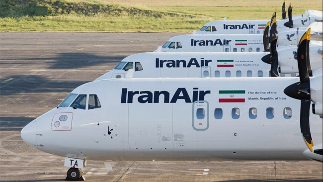 Iran Air (HOMA) CEO Farzaneh Sharafbafi announced Thu. that the contract on the purchase of six more ATR aircraft has been finalized with the Franco-Italian plane manufacturer.