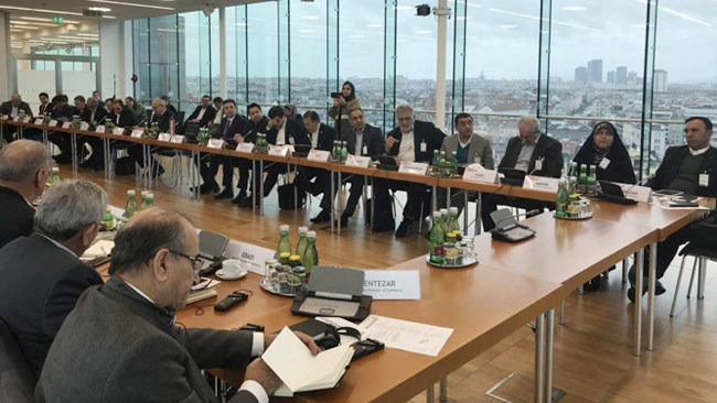 At a joint event attended by the 36-strong delegation from Tehran Chamber of Commerce, Industries, Mines and Agriculture and its Viennese counterpart, an Austrian official heralded the imminent improvement in Iran-Austria trade ties as banking channels are being restored.