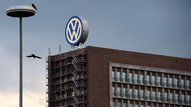 Germany's Volkswagen says it has picked a local Iranian auto company to represent it in one of the biggest markets of the Middle East.