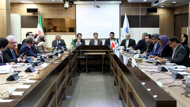 Iran and Brazil underlined the necessity of improving banking relations to boost bilateral trade and investments.