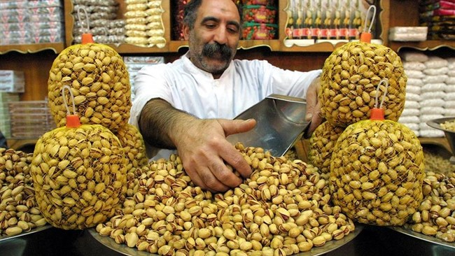 Some 96,000 tons of pistachios worth $852 million were exported from Iran in the nine months since the beginning of the current Iranian year (March 21-Dec. 21, 2017), Deputy Agriculture Minister Abdolmehdi Bakhshandeh told Mehr News Agency.