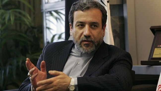 Iranian deputy Foreign Minister for Political Affairs Abbas Araqchi announced that the date and venue of a meeting between foreign ministers of Iran and the P4+1 group have not yet been determined.