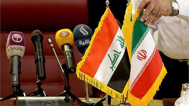 Iran has been dominating the market in Iraq as the Baghdad moves forward to rebuild the Arab country. Commodities and energy top Iraqi annual imports.