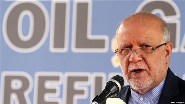 Iran's Oil Minister Bijan Namdar Zangeneh says the country knows how to cope with sanctions that have restricted its direct sale of oil.