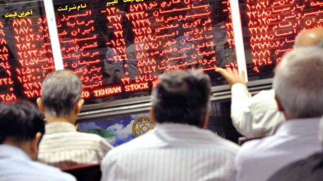 Iran's largest stock market, TSE, started the first day of the week with a big rally in one trading session. Export-based steel and mining companies' shares were big gainers as forex markets registered rises.