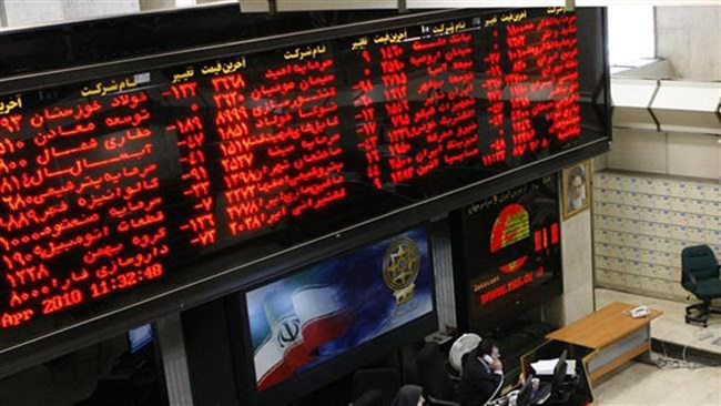 Iran's largest stock market, Tehran Stock Exchange, keeps closing high over the past week as buyers are reinvesting their money into the stocks as there's been a relative stability in gold and housing markets.