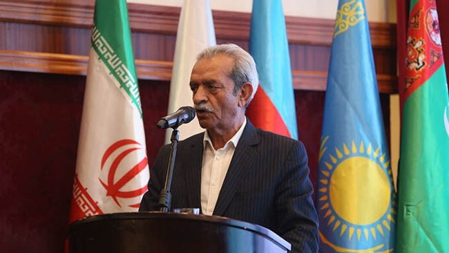 Gholam Hossein Shafei, who presides over the Iranian private sector parliament says revival of this ancient trade corridor is the most important event that is happening in the region and world, saying Caspian Sea littoral countries need to joint that road faster.