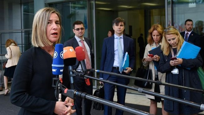 The European Union's External Action High Representative Federical Mogherini has said that the INSTEX is ready to be operational and carry out the first trade exchange with Iran before Tehran's 60-day ultimatum expires next week.