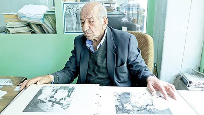Asghar Ghandchi was one of the first entrepreneurs that started to revolutionise Iran's industrial sector by assembling and manufacturing big lorries, later Mack Trucks, that were built to suit the Iranian climate and bad roads in the 70s.