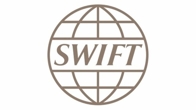 SWIFT, an international messaging network for communications between banks, suspended access for several Iranian-based banks in November in the wake of US sanctions against the Islamic Republic.