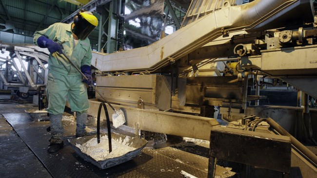 Iranian traders say the new round of sanctions would not cause any substantial change in the country's steel production because the whole metals industry have previously been sanctioned by the US.