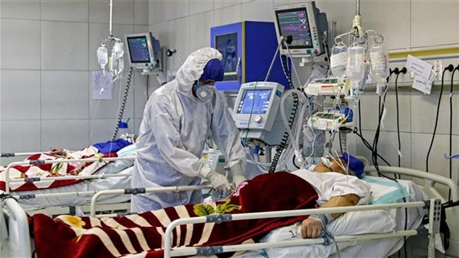 The Iranian government has paid nearly $200 million in extra wages to health workers amid the spread of the coronavirus pandemic as a third wave of the disease is pushing hospitals in the country to the brink.
