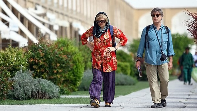 Iran's tourist arrivals saw a decline of 72% in the first eight months of 2020, according to the latest data of World Tourism Organization.