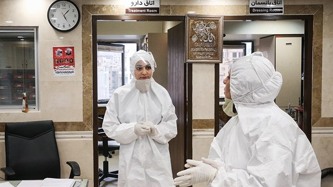 A total of 3,000 nurses and other healthcare workers will be employed by the Iranian government in its efforts to tackle the coronavirus pandemic.