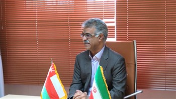 Chairman of Iran-Oman Joint Chamber of Commerce Mohsen Zarrabi says Oman is a perfect destination for re-export of Iranian products given the rich history of trade interaction with the sultanate.