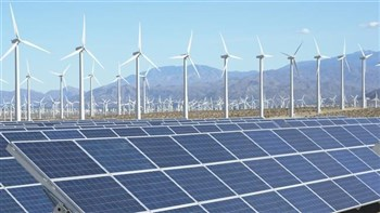 Foreign companies are coming to invest on wind and solar power plant with amount of more than 1b USD.