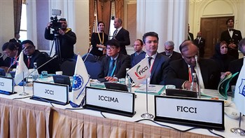 Pedram Soltani was elected vice-president of the Confederation of Asia-Pacific Chambers of Commerce and Industry (CACCI) during the 89th session of the confederation's council.