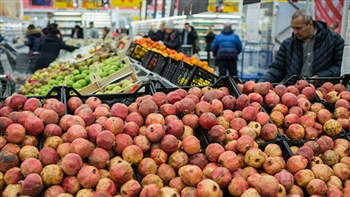 Agricultural and food products accounted for more than 20% of Iran's total non-oil exports during the first two months of the current Iranian year (March 20-May 20).
