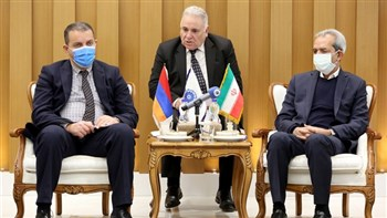 President of Iran Chamber of Commerce has called for establishment of a joint transportation company between Iran and Armenia in order to boost trade between the two neighboring countries.
