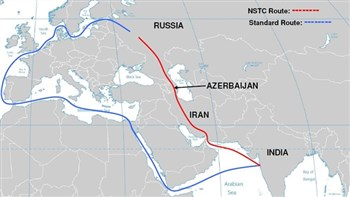 Oleg Belozyorov, president of Russian Railways, and Saeed Rasouli, head of the Islamic Republic of Iran Railways (RAI), held talks on ways to expand cooperation in completing the International North-South Transport Corridor (INSTC).