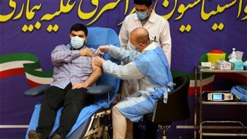 Iran will start its vaccination program against COVID-19 for the general population in May using the domestic vaccine COV-Iran Barekat, an official was quoted as saying on Tuesday by news agency Tasnim.