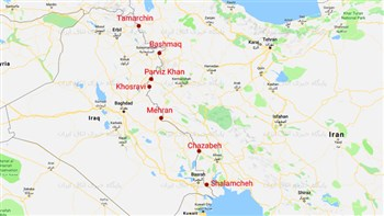 Iran-Iraq border points will be closed for passengers until April 4, Hossein Qasemi, director-general of border affairs of Iranian Interior Ministry, told IRNA news agency.